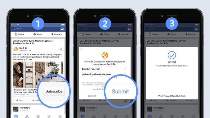 anuncios facebook lead ads