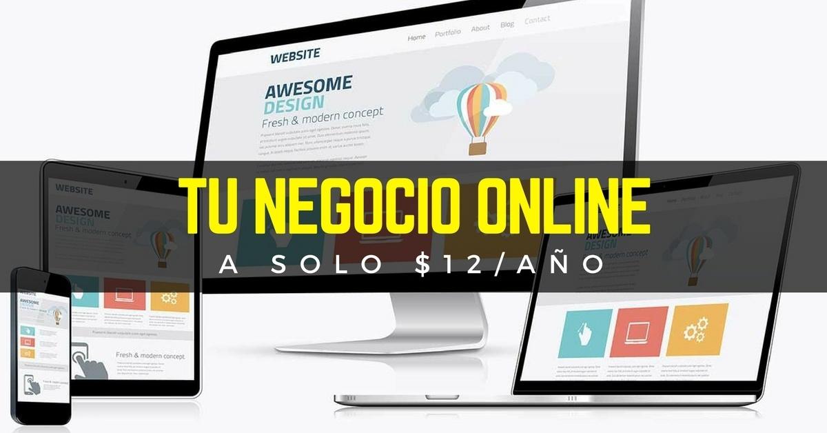 Cómo CREAR una PÁGINA WEB PROFESIONAL para tu negocio
