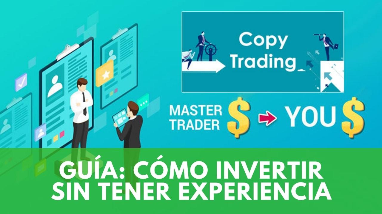 Copy trading guia para invertir para novatos