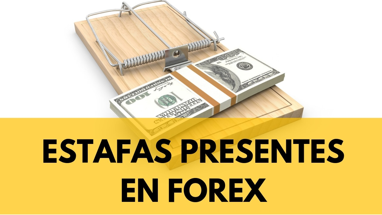 estafas de forex